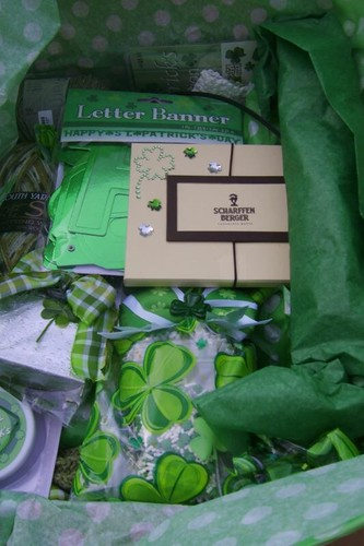 packed st. patrick's day swap box '10