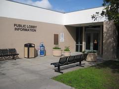 Las Colinas Jail Entrance