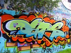 Dabs (@ll_by_myself) Tags: art graffiti um fi dta