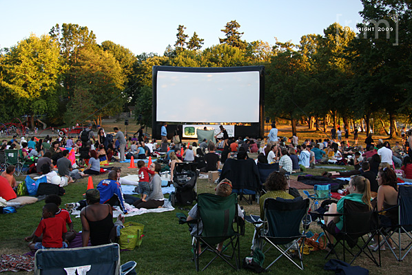 The Princess Bride in Stanley Park