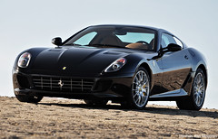 Ferrari 599 GTB Fiorano (Thomas van Meijeren) Tags: italy 6 black sedan mercedes photo rotterdam nikon shoot foto photoshoot 360 ferrari enzo gran 300 modena daytona 70 turismo lamborghini coupe nero vr maasvlakte amg maranello f430 gtb veyron testarossa f40 v12 f50 355 berlinetta 599 fiorano d90 transaxle 599gtb lp640 c63 70300vr transaxial