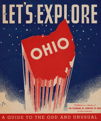 Let's Explore Ohio Coloring Book