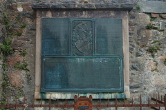 MacRae Memorial Plaque