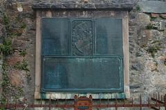 MacRae Memorial Plaque