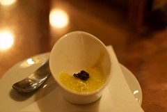 Zucchini and Caviar (KD 123) Tags: food night washingtondc nikon culture leisure minibar cafeatlantico finedining nikond200 nikon50mmf14 nikon50mmf14g nikonnikkor50mmf14gafs kimdean