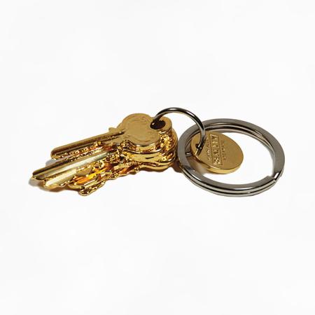 5 Key Keychain