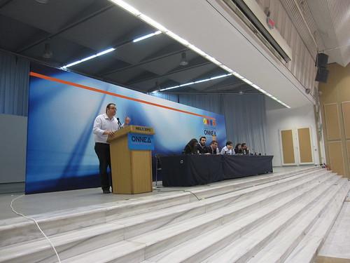 προσυνέδριο ΟΝΝΕΔ Θεσσαλονίκης
