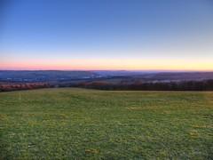 Sunday Sunset over Huddersfield (Fraig) Tags: fuji finepix fujifilm clifton hdr pointshoot westyorkshire compact huddersfield churchlane hartshead brighouse photomatix tonemapped roberttown liversedge hartsheadlane s8100fd wf15 exposurefusion blakelawlane