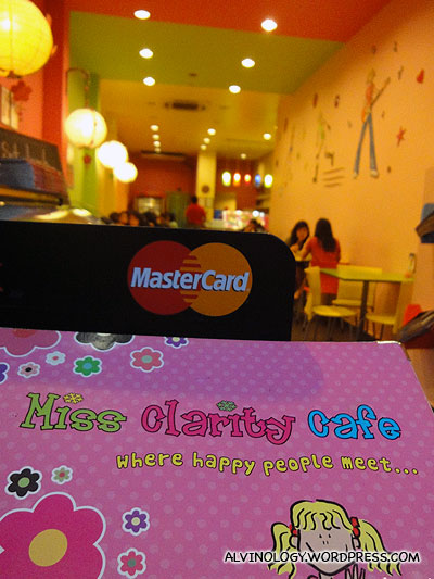 Miss Clarity Cafe