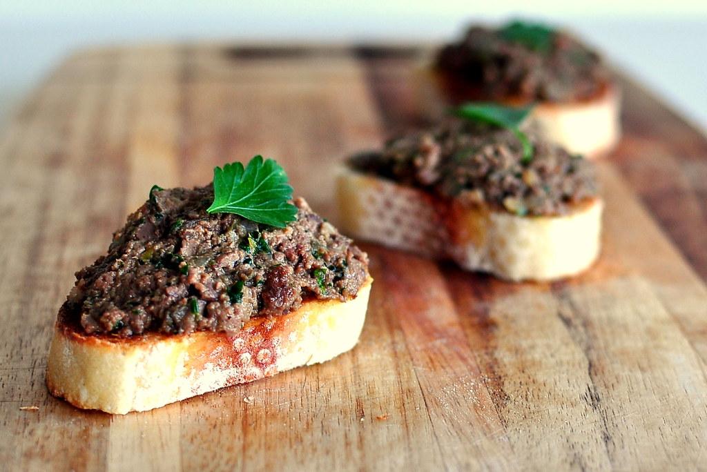 Chicken Liver Pate Recipe | Gastronomy