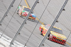 Kevin Harvick and Kyle Busch (fdtate) Tags: race fence nascar 29 pennzoil kylebusch atlantamotorspeedway kevinharvick