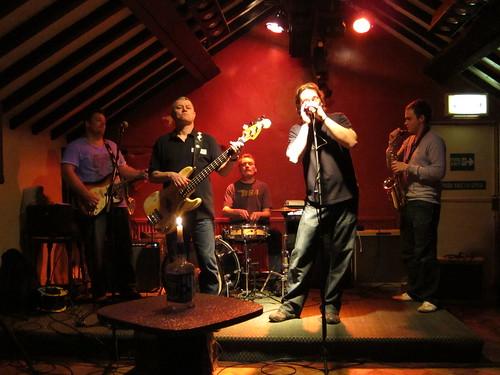 Blues Jam - Red Lion, Malpas