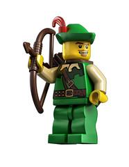 Lego 8683 Minifig Robin Hood