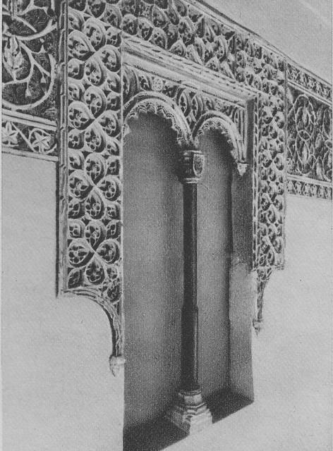 Casa de Mesa a principios del siglo XX