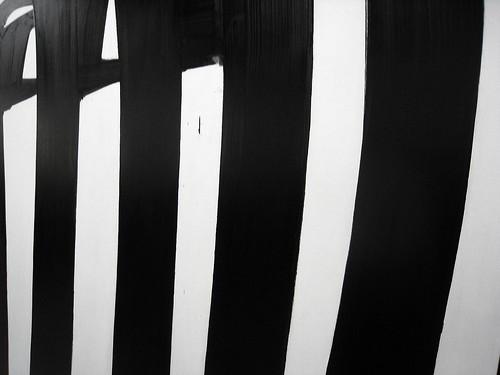 """Soulages at """"Centre Pompidou"""""""
