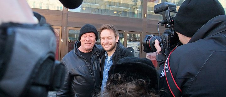 Nils Ole Oftebro & Jan Gunnar Røise