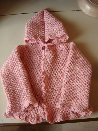 Audrey Hoodie from Vintage Baby Knits