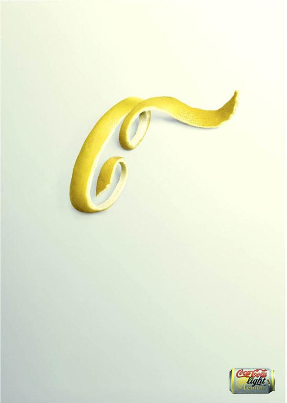 Coca-Cola sabor limón