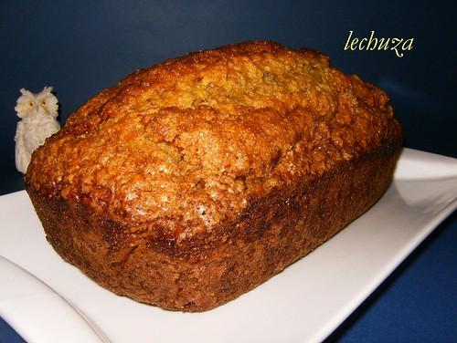 Cake de platano-entero