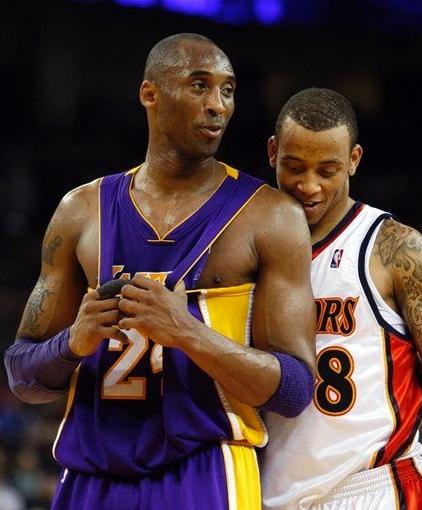 Kobe love