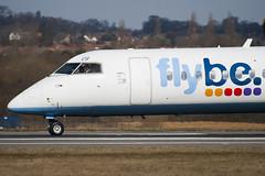 G-JECS - 4142 - FlyBe - De Havilland Canada DHC-8-402Q Dash 8 - Luton - 100316 - Steven Gray - IMG_8544