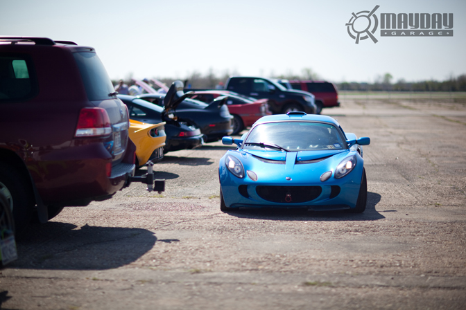 If papa smurf had to drive a car...