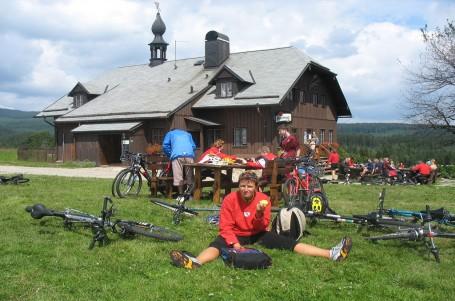 Alternativy běhu - cyklistika I