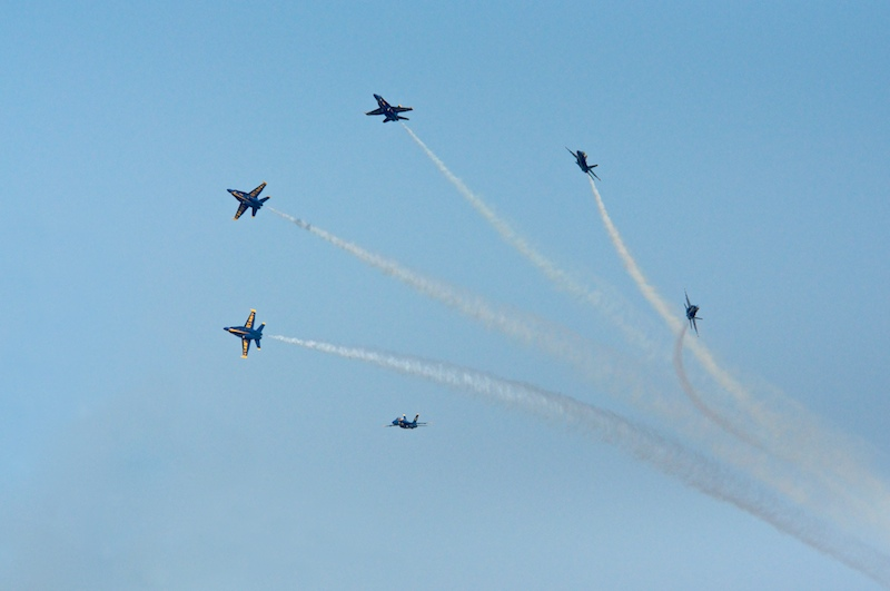 Blue Angels #2
