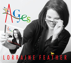 Lorraine Feather - Ages - Front Cover Artwork