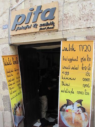 Pita - Falafel & Sabih Fast Food