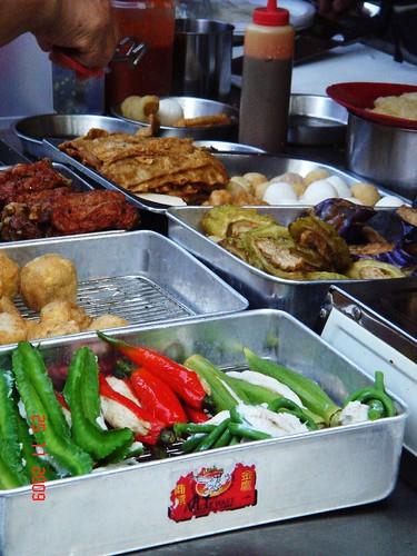 DSC02186 Yong Tau Foo 酿豆腐 , Imbi Market ,KL