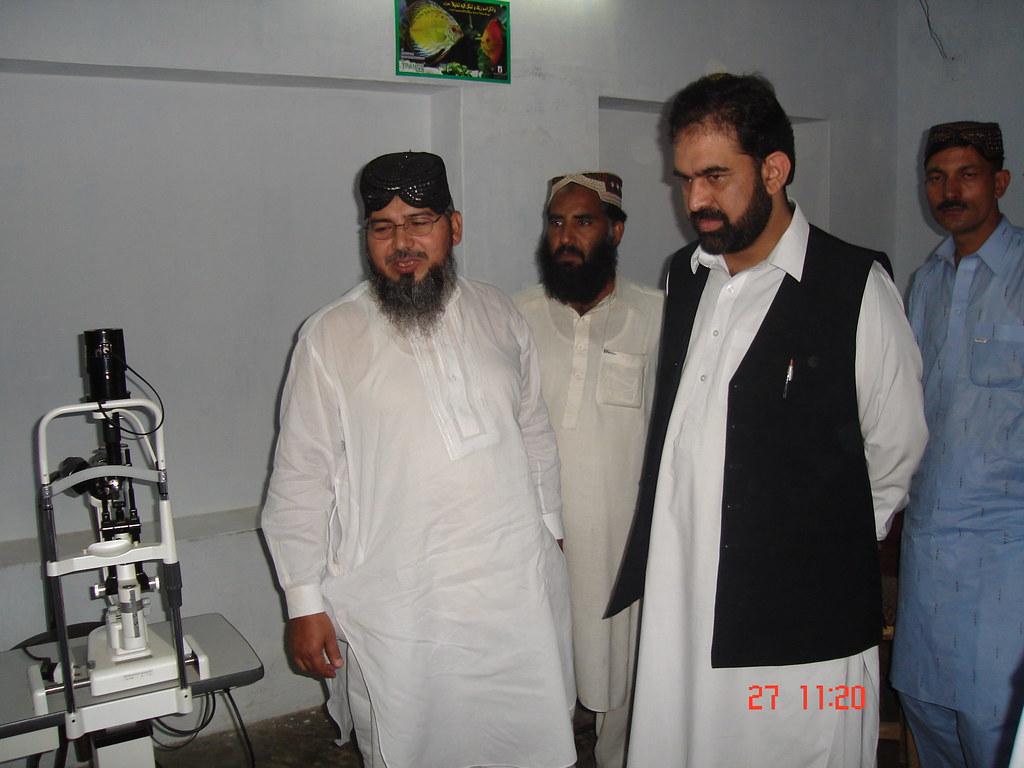 MWF - Eye checkup equipment