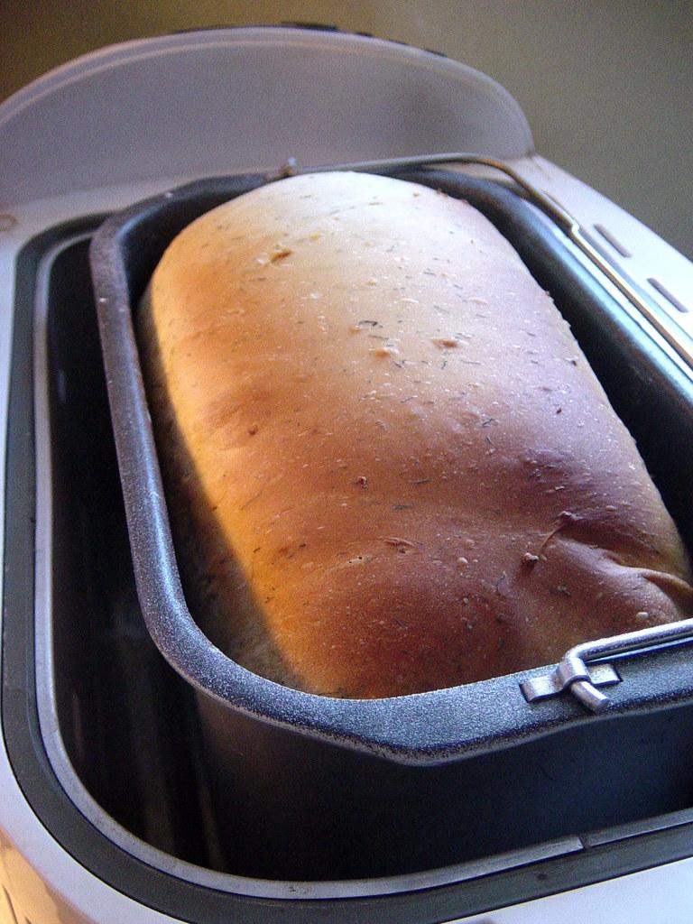Yummy Dill Loaf