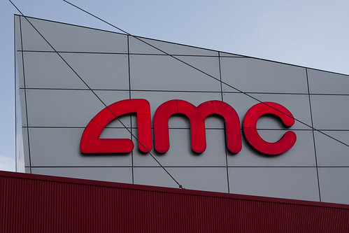 AMC Movie Theater by Dave Dugdale, on Flickr