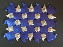 Milky way quilt