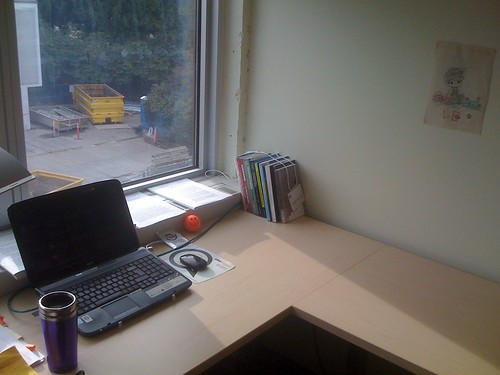 My office at UBC