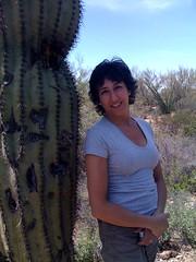 SPF#14, 4/2/10: A green cactus