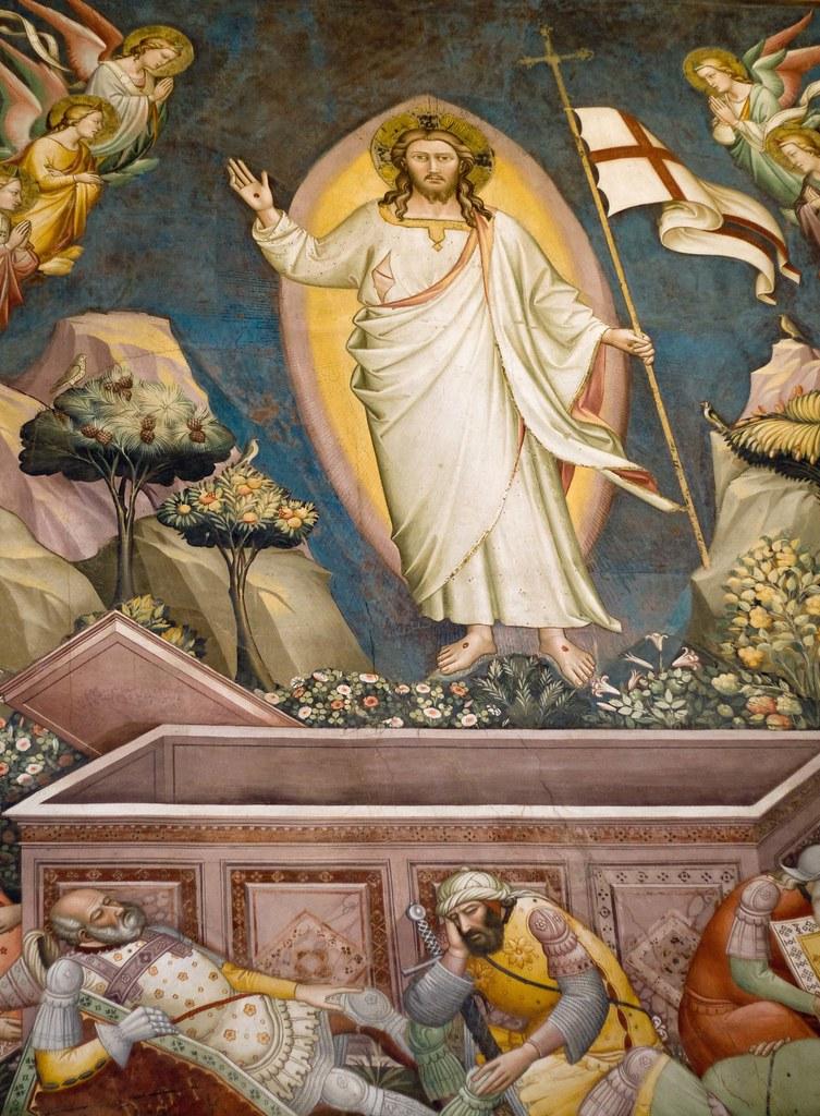 Risen Santa Croce Sacristy