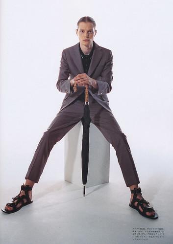 Magnus Alinder5080(Fashion News Men's152_FW10)