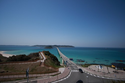 角島大橋 -TSUNOSHIMA Bridge- Scene01