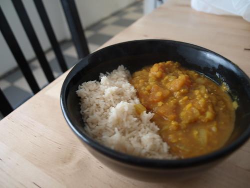 Daal w/ Basmati Rice
