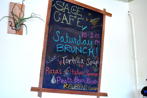 SAGE CAFE SEATTLE
