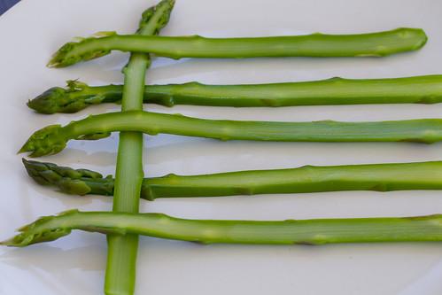 weaving asparagus 1
