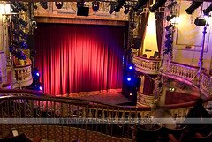London West End - Playhouse Theatre (Naomi Rahim (thanks for 2 million hits)) Tags: uk travel red england london curtain westend playhousetheatre