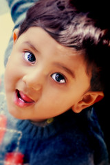 MOHEB (irfan cheema...) Tags: china pakistan boy portrait baby face eyes shanghai son moheb irfancheema familygetty2010