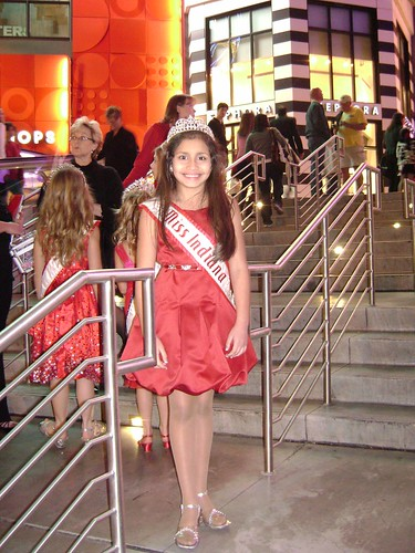 NAM Miss Indiana at Miss American in Las Vegas