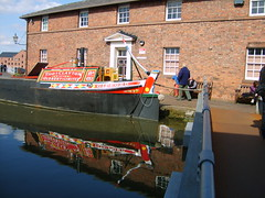Gifford (Canalman53) Tags: england museum boat canal cheshire transport historic horsedrawn narrowboat waterways gifford boatmuseum ellesmereport inlandwaterways ellesmereportboatmuseum ellesemereport