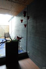 旅店落地窗 (vividy69) Tags: nikon motel tokina 40 1224mm 台中 d80 汽車旅館 落地窗