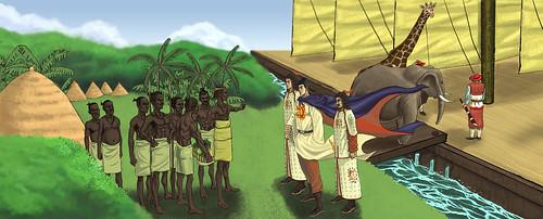 Zone 4 - Africa scenario final
