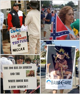 Right-Wing Racism